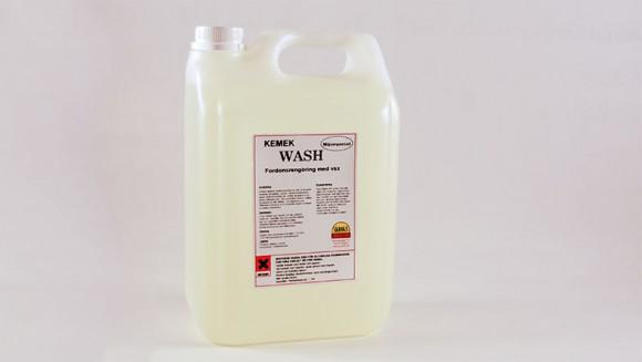 Kemek_Wash