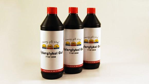 Kylarglykol Gul